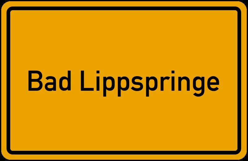 onlinestreet Branchenbuch für Bad Lippspringe
