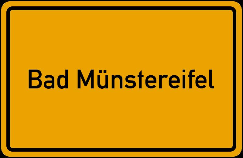 onlinestreet Branchenbuch für Bad Münstereifel