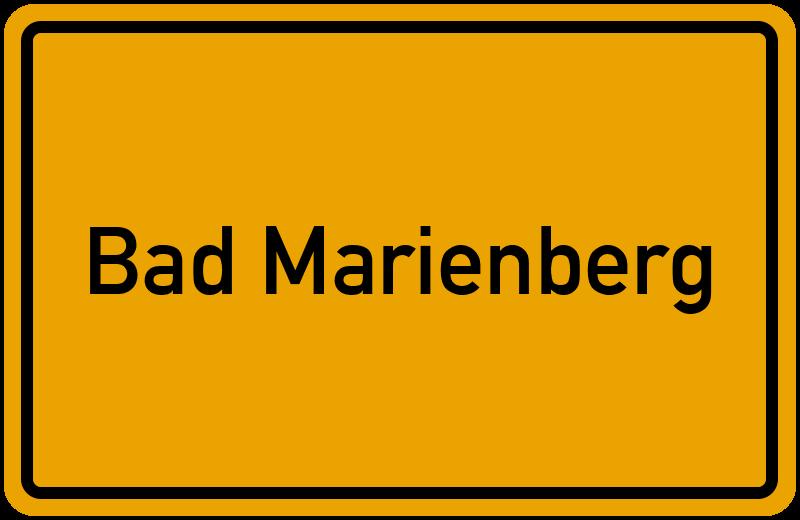 onlinestreet Branchenbuch für Bad Marienberg