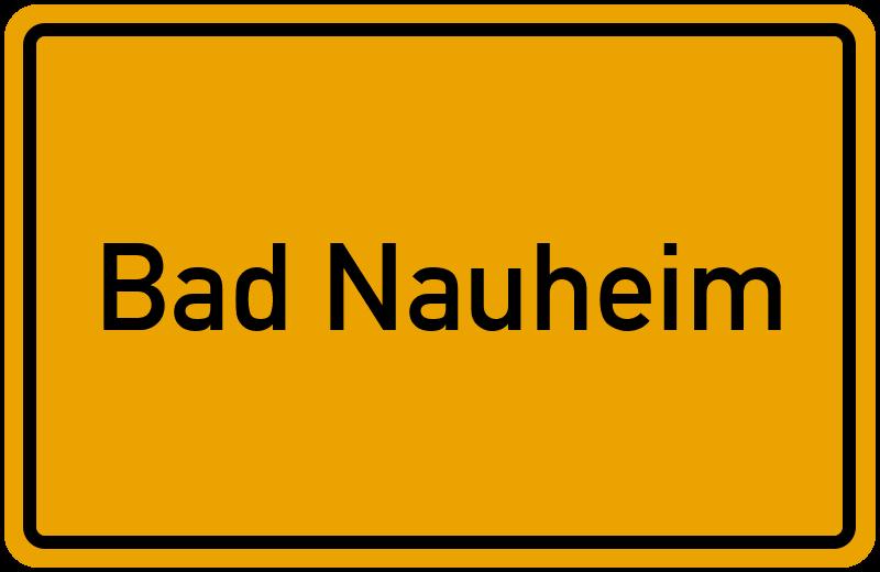 onlinestreet Branchenbuch für Bad Nauheim