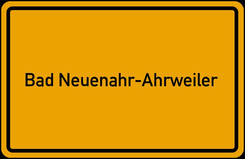 onlinestreet Branchenbuch für Bad Neuenahr-Ahrweiler