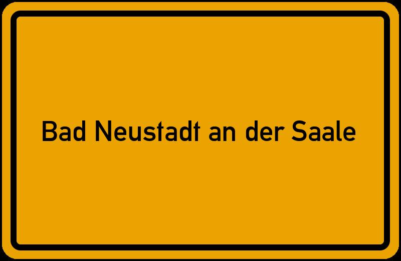 onlinestreet Branchenbuch für Bad Neustadt an der Saale