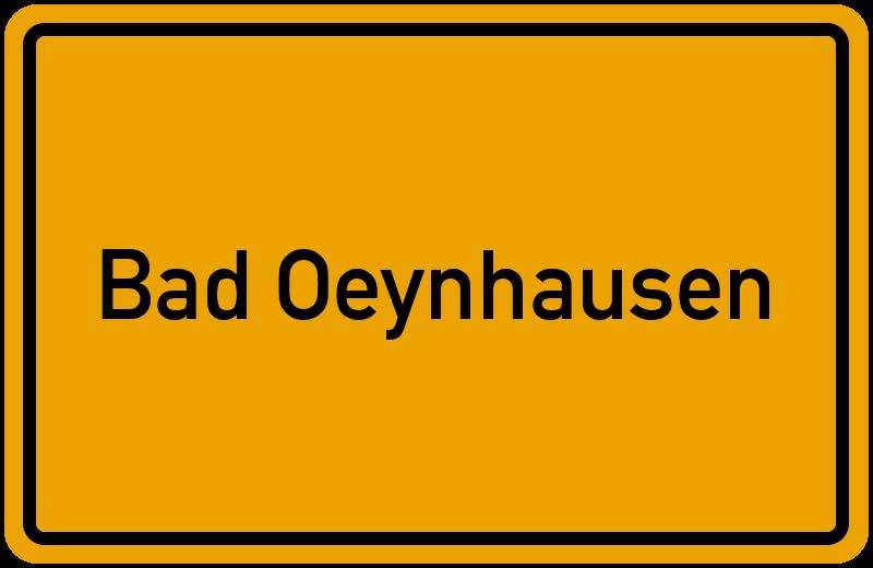 onlinestreet Branchenbuch für Bad Oeynhausen