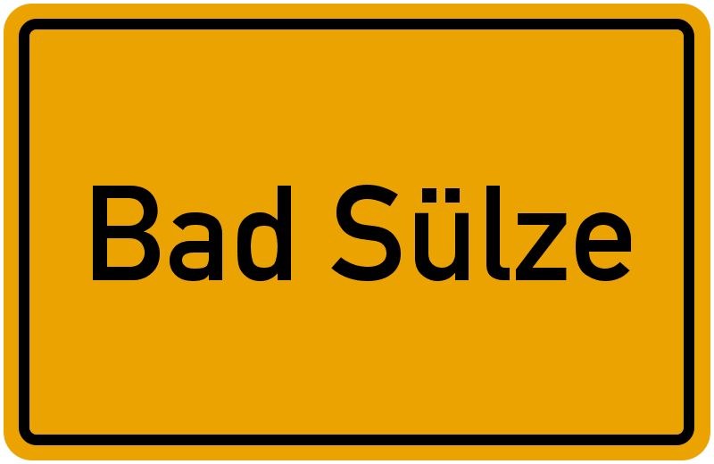 onlinestreet Branchenbuch für Bad Sülze