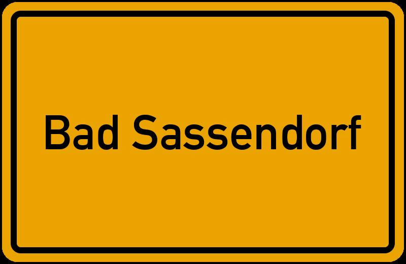 onlinestreet Branchenbuch für Bad Sassendorf