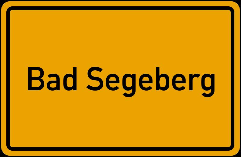 onlinestreet Branchenbuch für Bad Segeberg