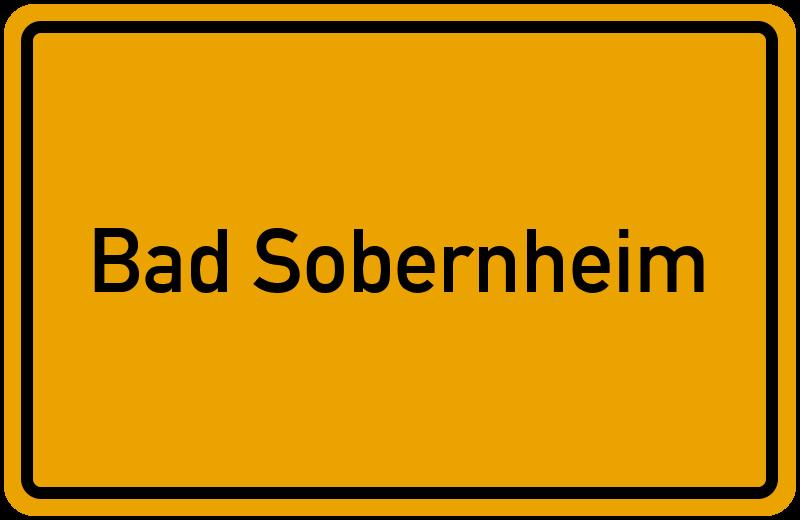 onlinestreet Branchenbuch für Bad Sobernheim