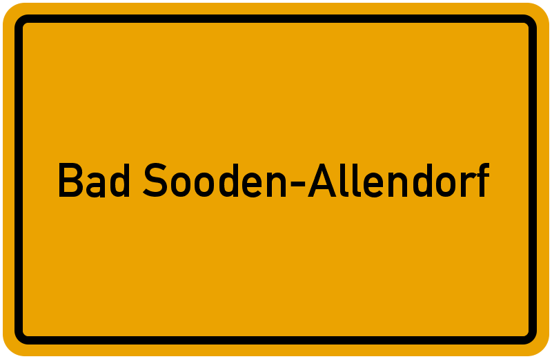 onlinestreet Branchenbuch für Bad Sooden-Allendorf