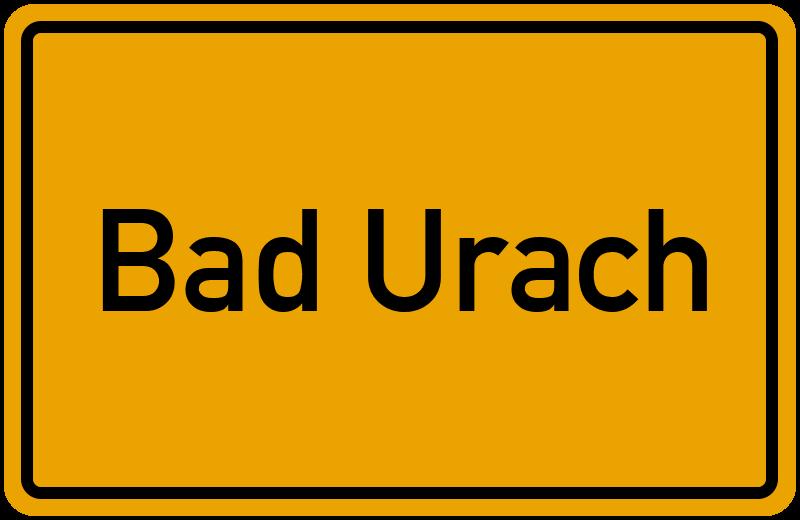 onlinestreet Branchenbuch für Bad Urach