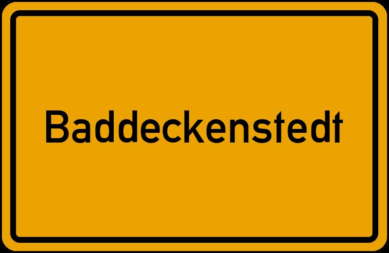 onlinestreet Branchenbuch für Baddeckenstedt