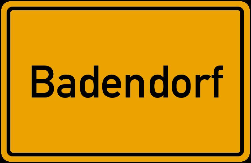 onlinestreet Branchenbuch für Badendorf