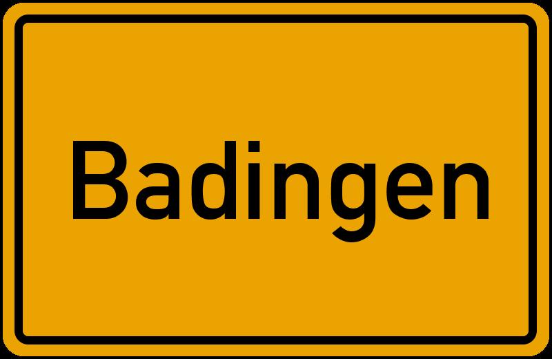 onlinestreet Branchenbuch für Badingen