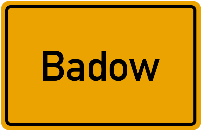 onlinestreet Branchenbuch für Badow