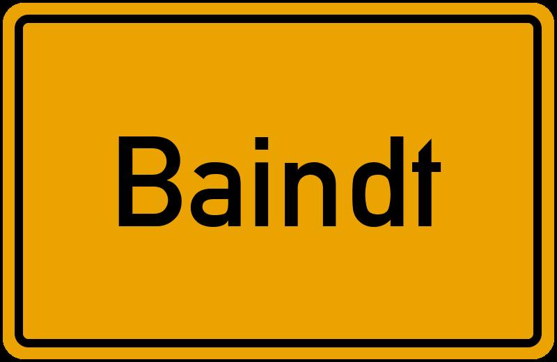 onlinestreet Branchenbuch für Baindt