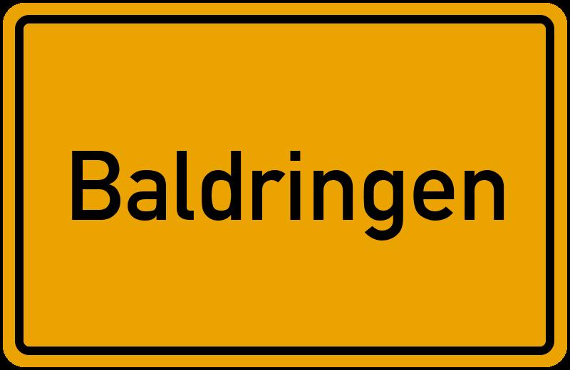 onlinestreet Branchenbuch für Baldringen