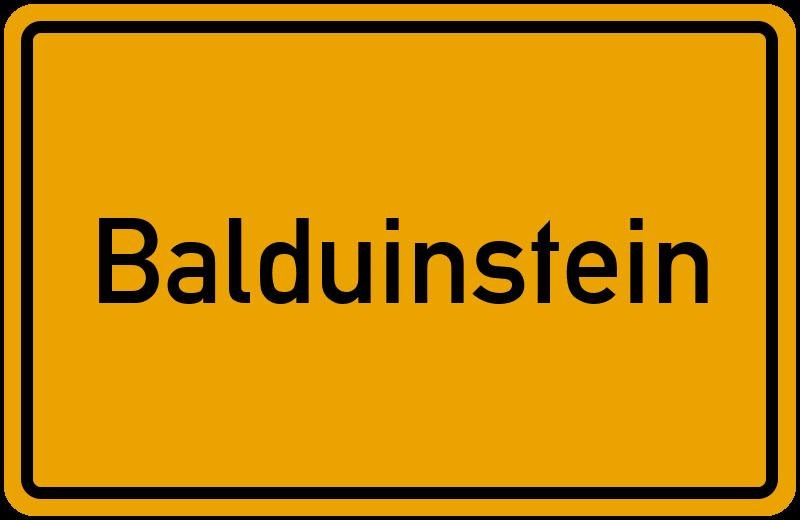 onlinestreet Branchenbuch für Balduinstein