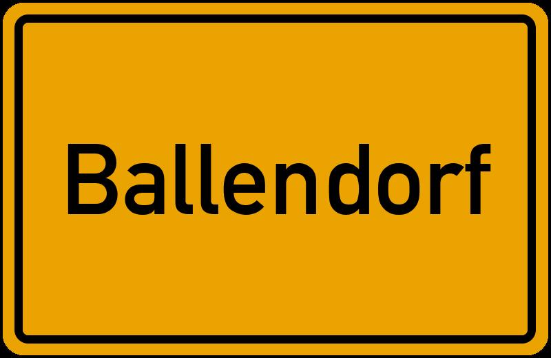 onlinestreet Branchenbuch für Ballendorf