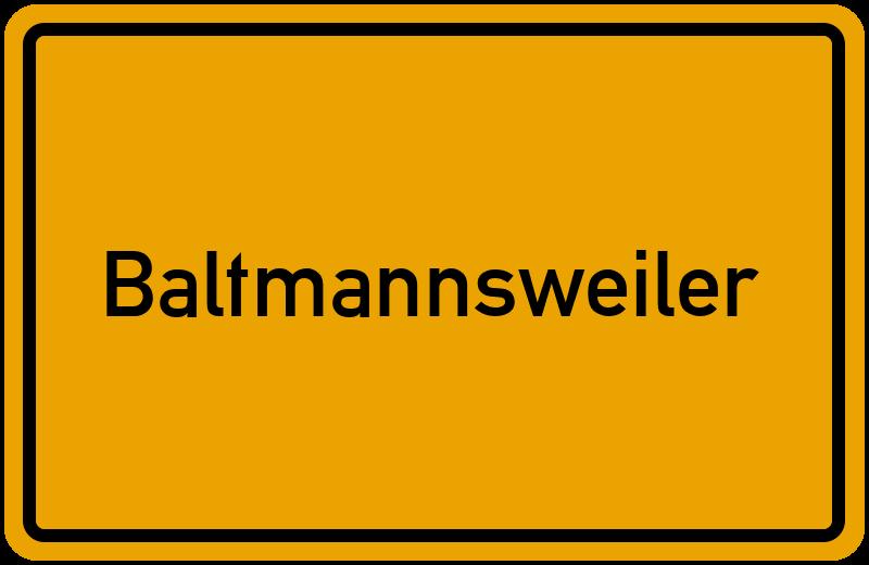 onlinestreet Branchenbuch für Baltmannsweiler