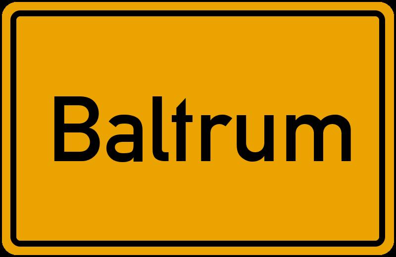 onlinestreet Branchenbuch für Baltrum