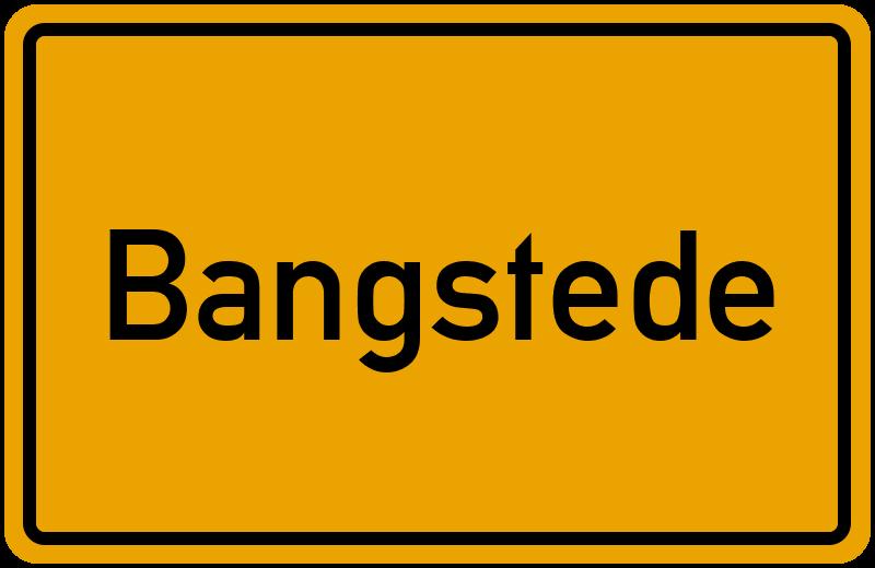 onlinestreet Branchenbuch für Bangstede