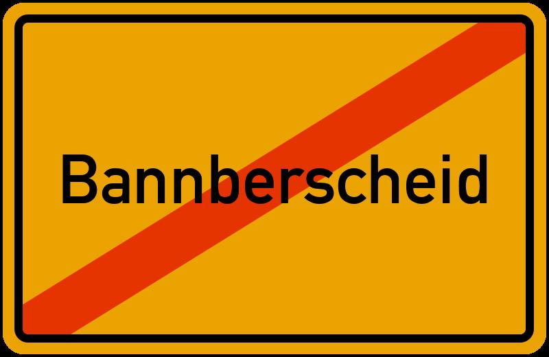 Bannberscheid