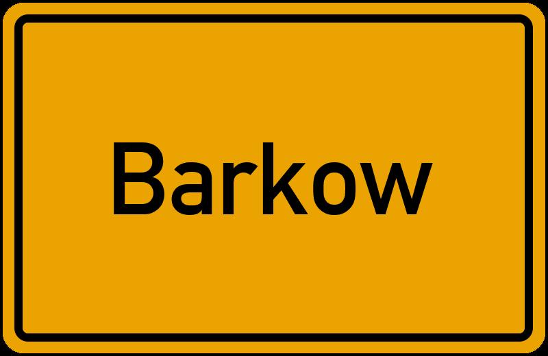 onlinestreet Branchenbuch für Barkow