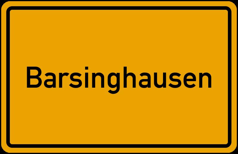 onlinestreet Branchenbuch für Barsinghausen