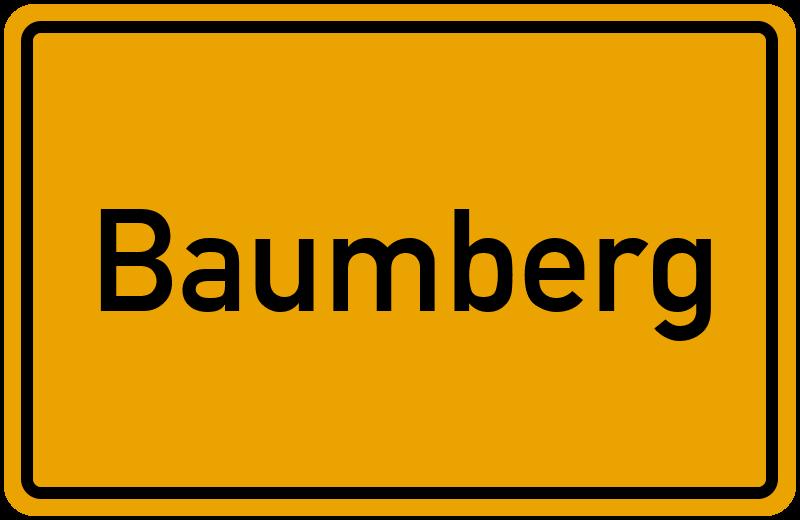 onlinestreet Branchenbuch für Baumberg