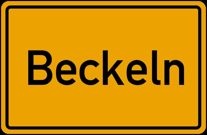 onlinestreet Branchenbuch für Beckeln