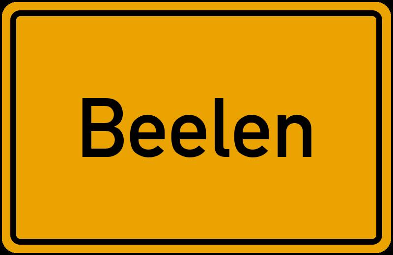 onlinestreet Branchenbuch für Beelen