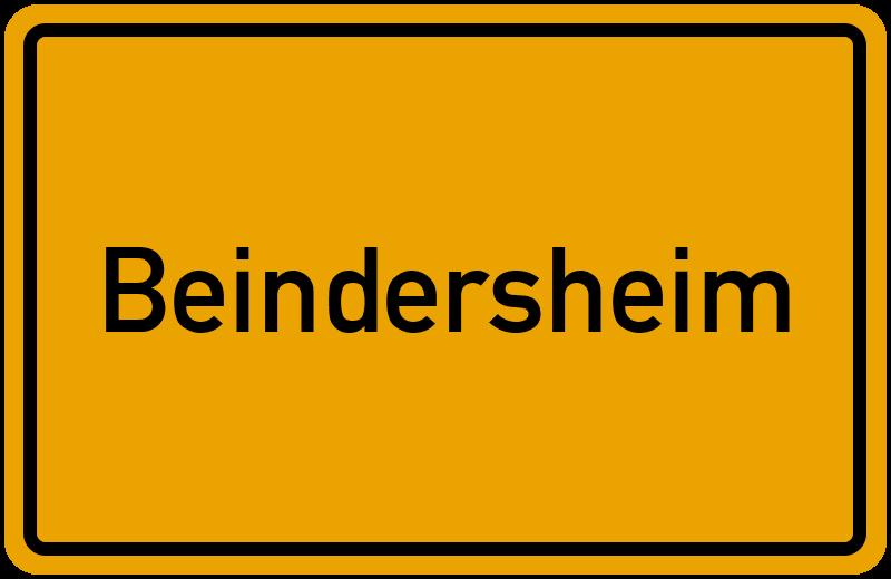 onlinestreet Branchenbuch für Beindersheim