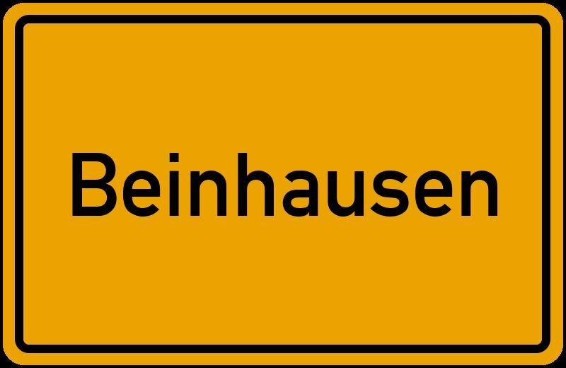 onlinestreet Branchenbuch für Beinhausen