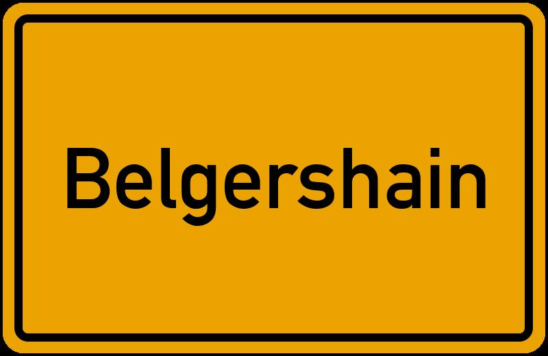 onlinestreet Branchenbuch für Belgershain