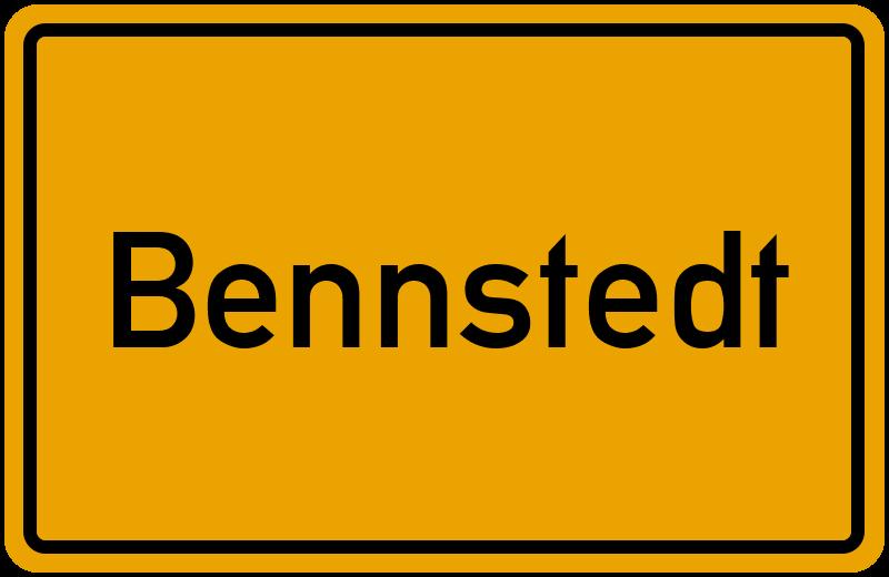 onlinestreet Branchenbuch für Bennstedt