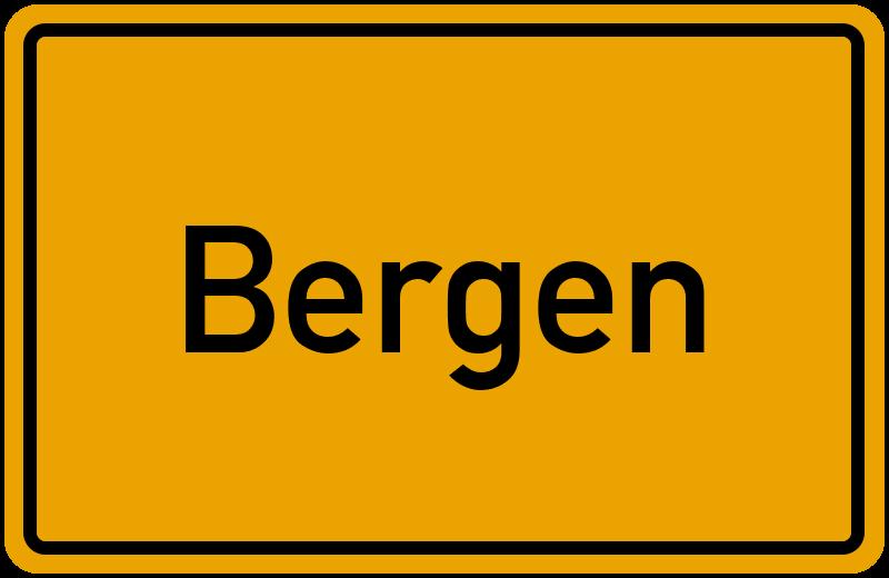onlinestreet Branchenbuch für Bergen