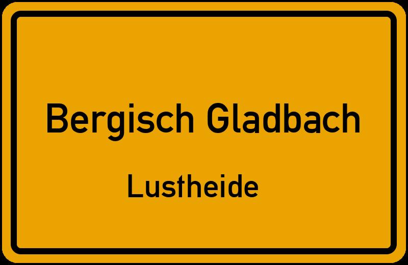 in der auen in 51427 bergisch gladbach lustheide nordrhein westfalen. Black Bedroom Furniture Sets. Home Design Ideas