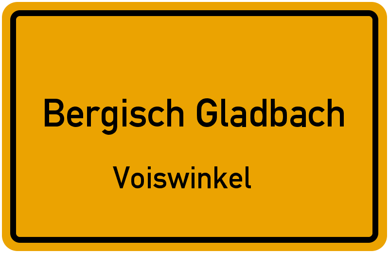 geschwister scholl stra e in 51427 bergisch gladbach voiswinkel nordrhein westfalen. Black Bedroom Furniture Sets. Home Design Ideas
