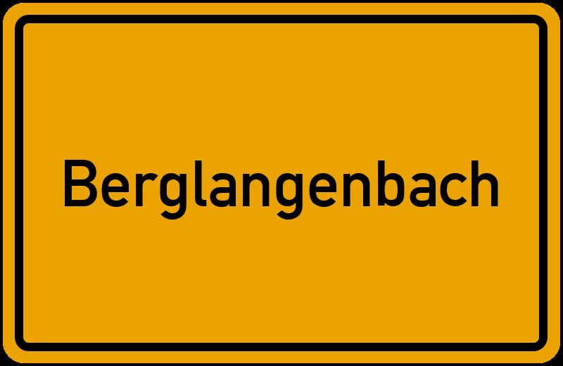 onlinestreet Branchenbuch für Berglangenbach