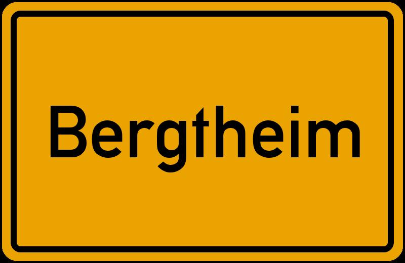 onlinestreet Branchenbuch für Bergtheim