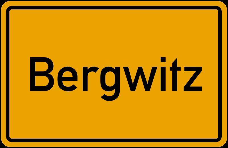 onlinestreet Branchenbuch für Bergwitz