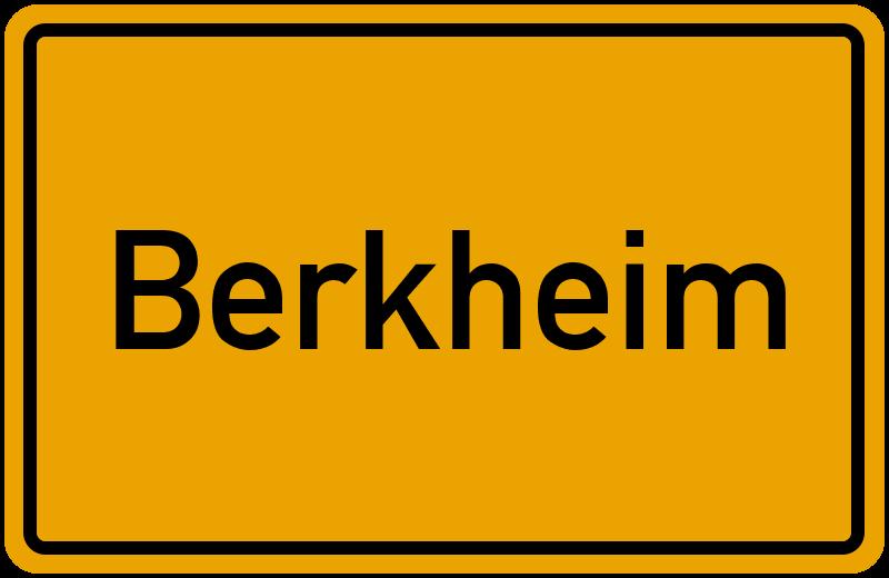 onlinestreet Branchenbuch für Berkheim