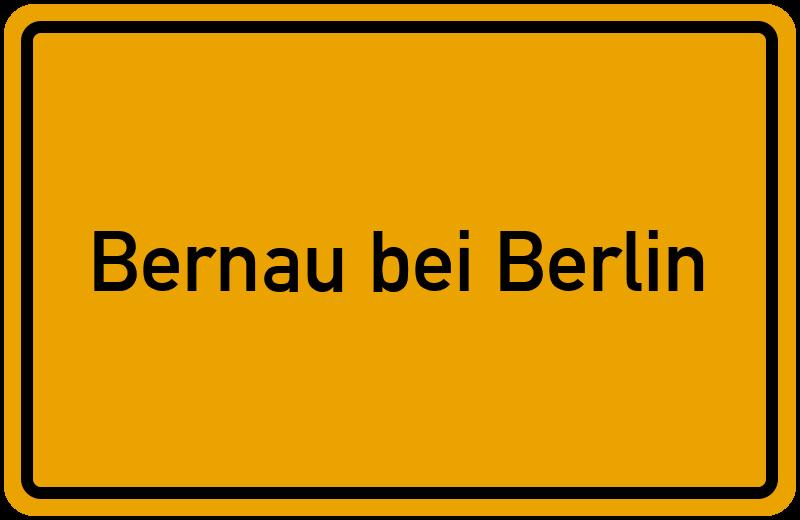 Ortsvorwahl 03338: Telefonnummer aus Bernau bei Berlin / Spam Anrufe