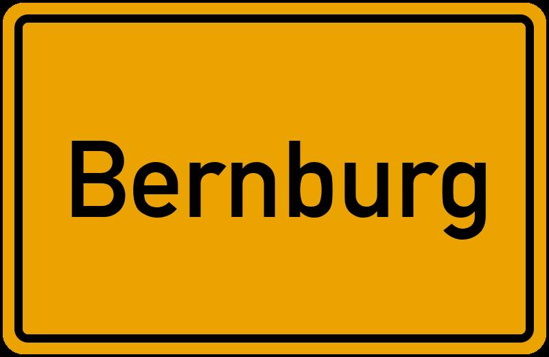 onlinestreet Branchenbuch für Bernburg