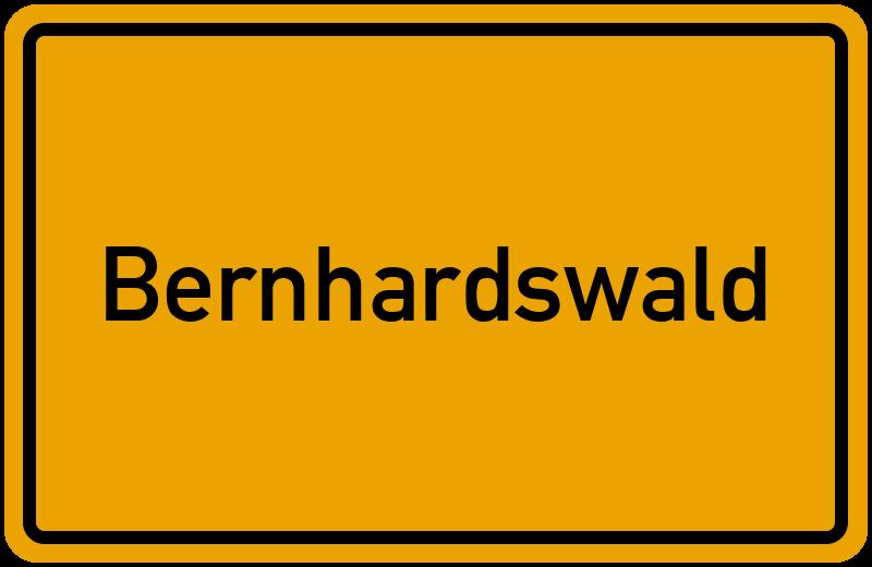 onlinestreet Branchenbuch für Bernhardswald