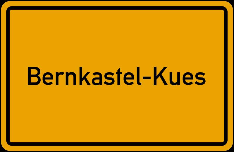 onlinestreet Branchenbuch für Bernkastel-Kues