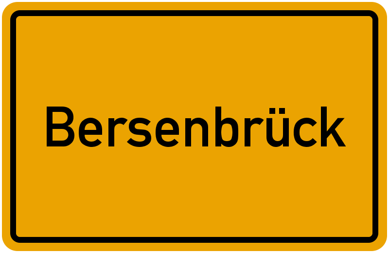 onlinestreet Branchenbuch für Bersenbrück