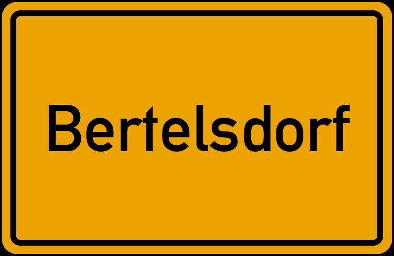 onlinestreet Branchenbuch für Bertelsdorf
