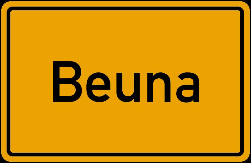 onlinestreet Branchenbuch für Beuna
