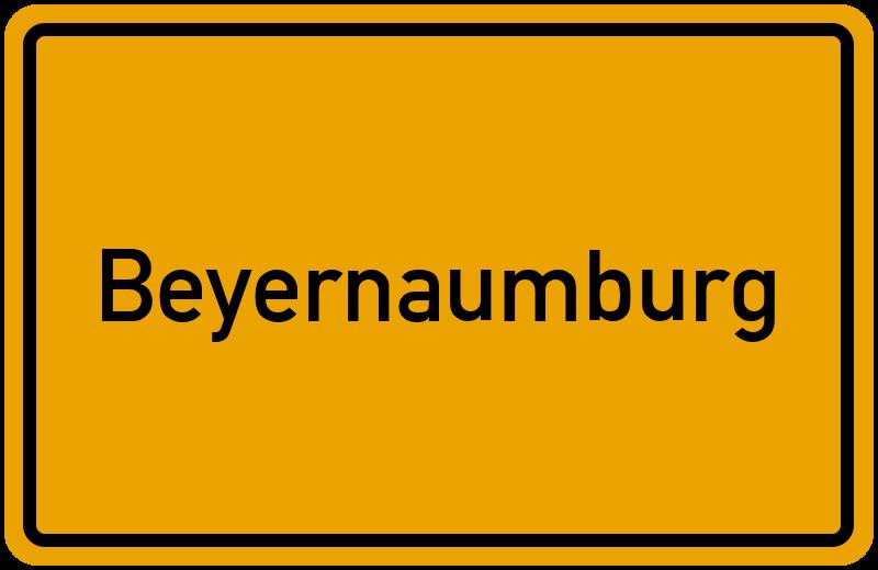 onlinestreet Branchenbuch für Beyernaumburg