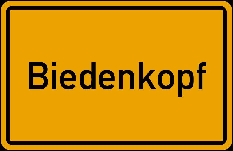 onlinestreet Branchenbuch für Biedenkopf